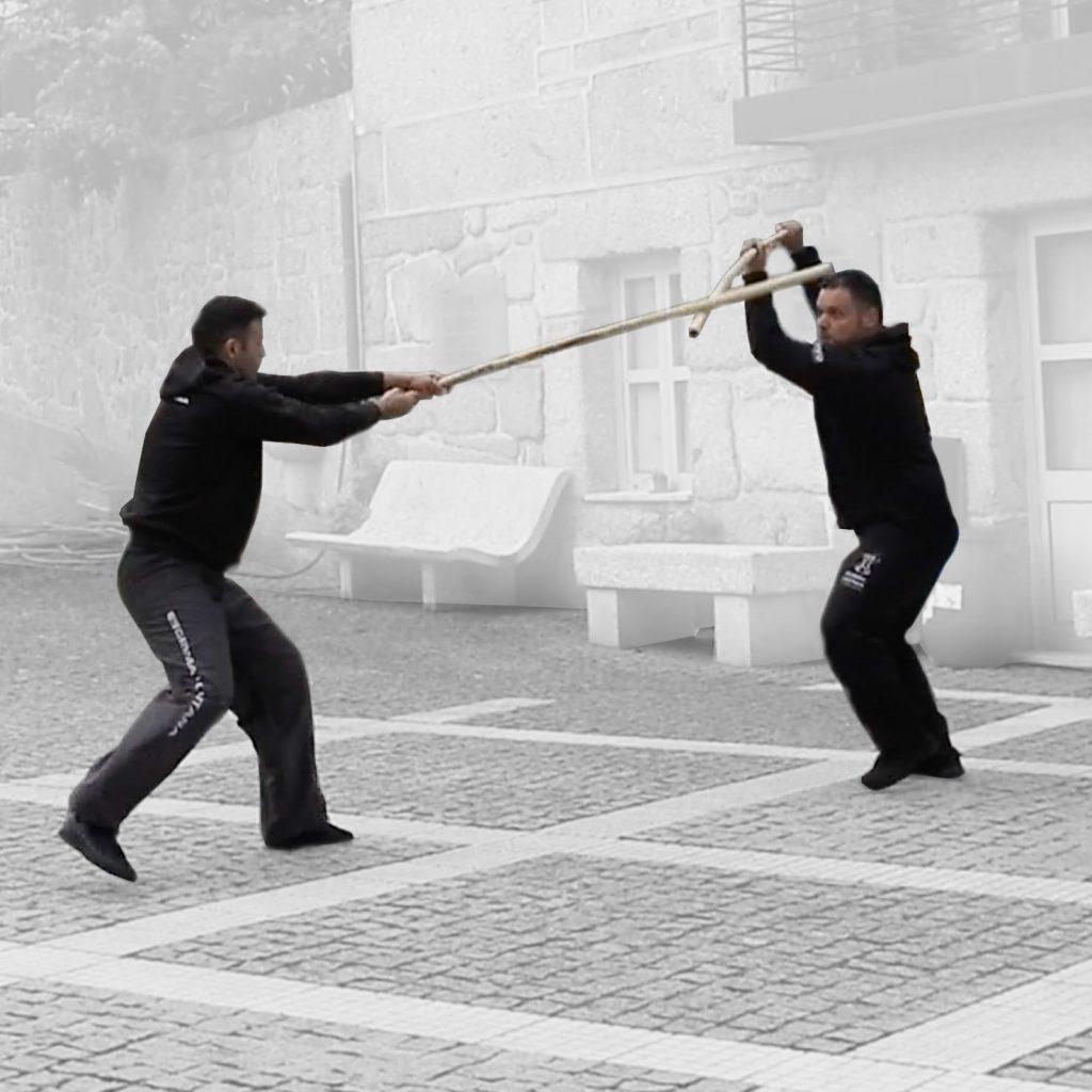 jogo do pau cascas a arte marcial portuguesa