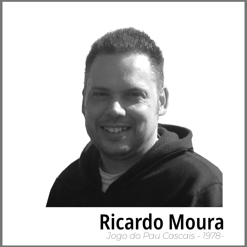 Professor Ricardo Moura